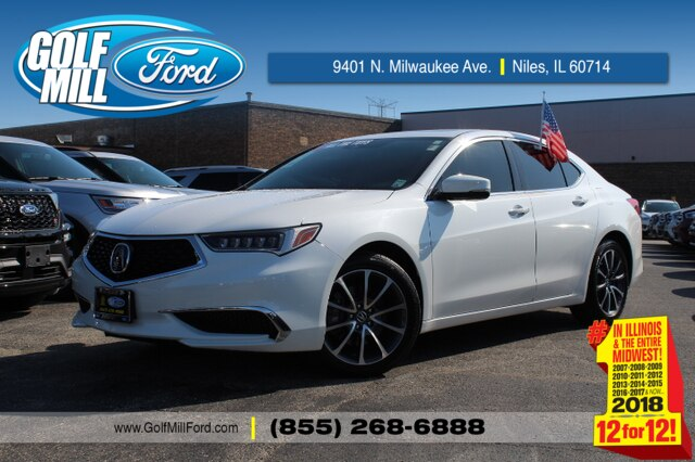 Pre-Owned 2018 Acura TLX 3.5L