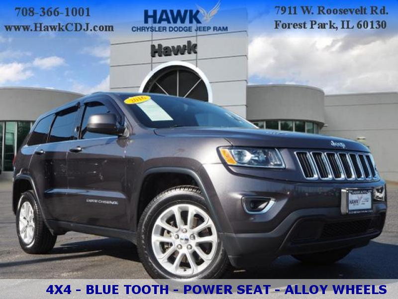 Pre-Owned 2016 Jeep Grand Cherokee 4WD Laredo