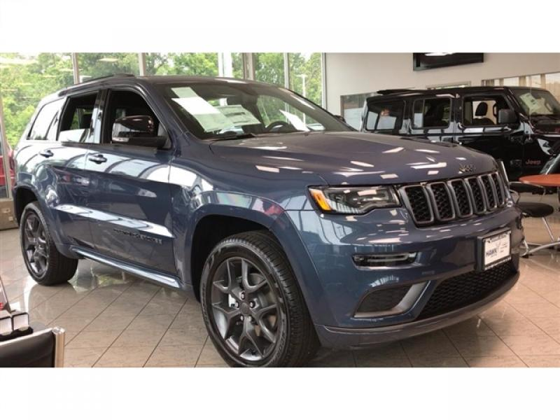 Pre-Owned 2019 Jeep Grand Cherokee 4WD Limited X