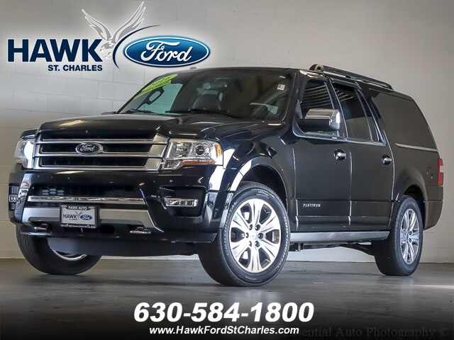 Pre-Owned 2016 Ford Expedition EL Platinum