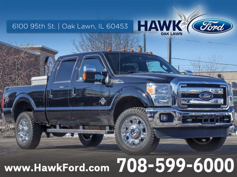 2016 Ford F250 >> Pre Owned 2016 Ford F 250 Super Duty Lariat Truck In Joliet C1525a