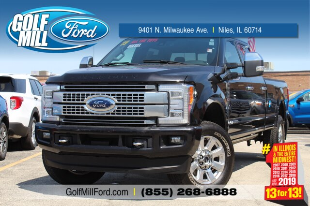Pre-Owned 2019 Ford F-250