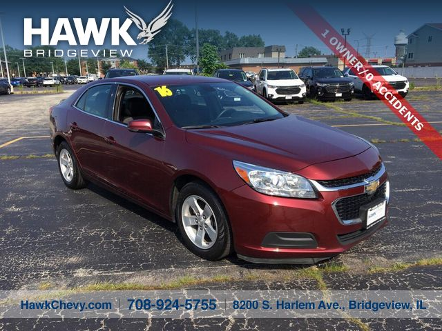 Pre-Owned 2016 Chevrolet Malibu Limited LT (1LT)
