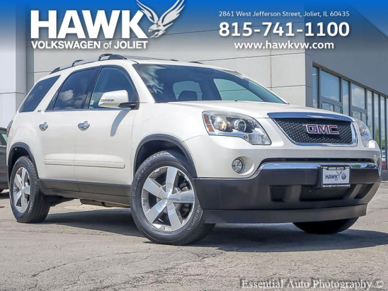 Pre-Owned 2011 GMC Acadia SLT