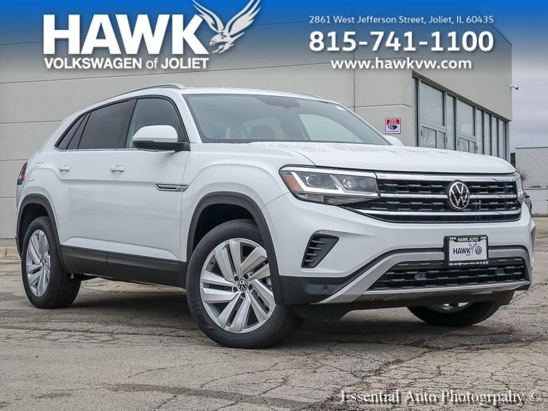 New 2020 Volkswagen Atlas Cross Sport SE w/Technology 4Motion