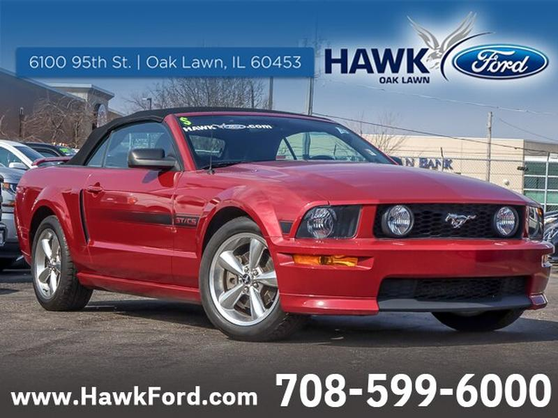 Pre-Owned 2008 Ford Mustang GT Premium