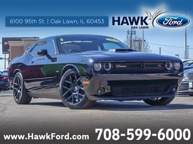 Pre-Owned 2015 Dodge Challenger R/T Plus Shaker