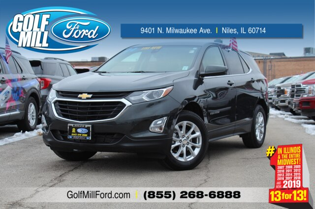 Pre-Owned 2020 Chevrolet Equinox LT w/1LT