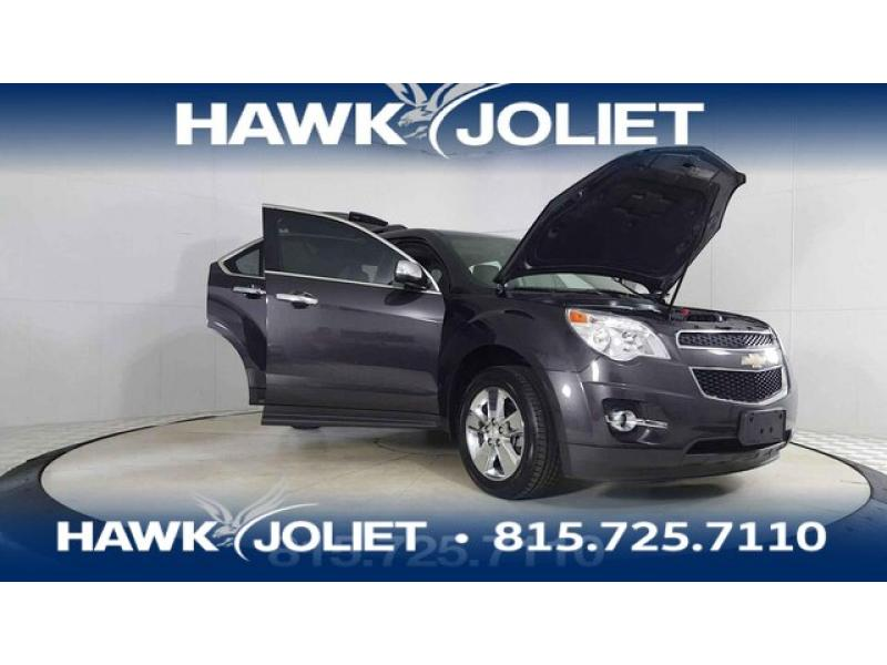 Pre-Owned 2015 Chevrolet Equinox AWD LT