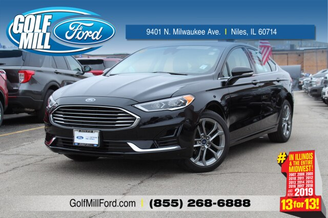 Pre-Owned 2020 Ford Fusion SEL