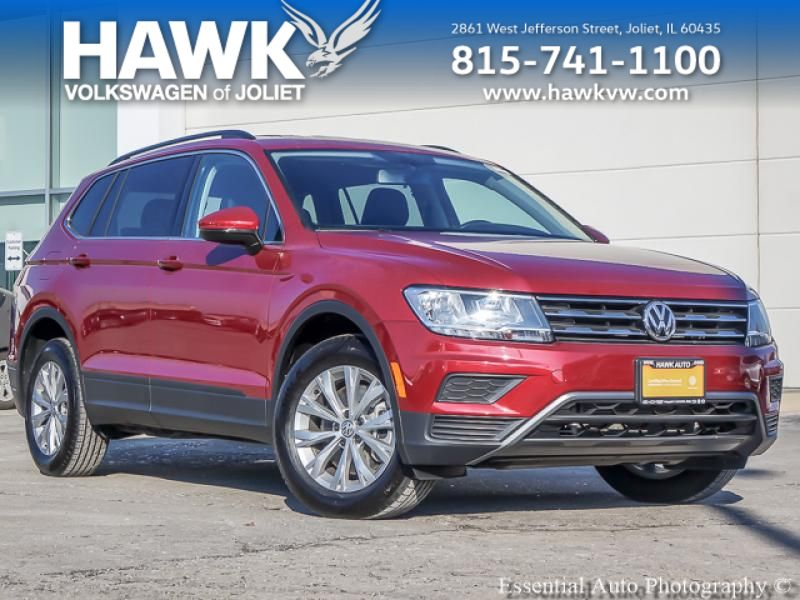 Certified Pre-Owned 2019 Volkswagen Tiguan AWD SE 4Motion