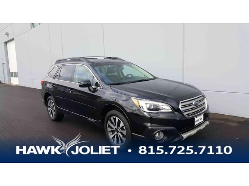 Pre-Owned 2017 Subaru Outback AWD 2.5i Limited