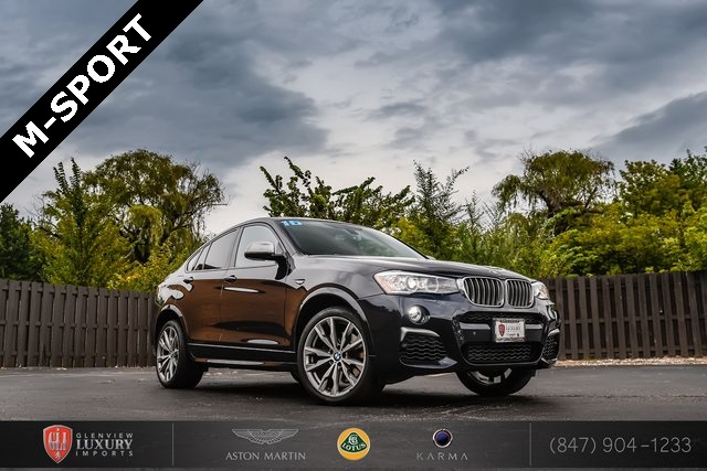 Pre-Owned 2016 BMW X4 M40i
