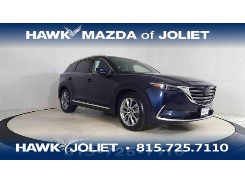 Pre-Owned 2018 Mazda CX-9 4WD Grand Touring