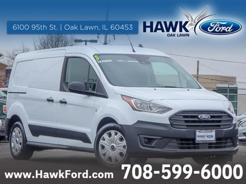 Pre-Owned 2019 Ford Transit Connect XL