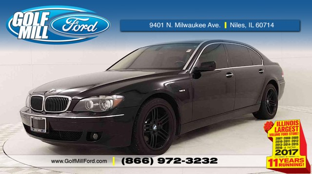 Pre-Owned 2006 BMW 750Li Li Sedan in Joliet #172932B | Hawk ...