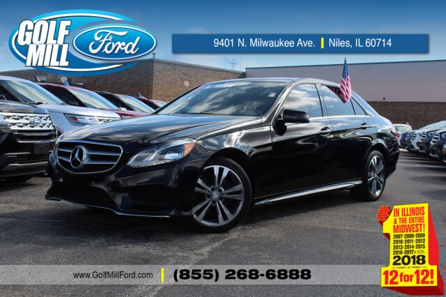 Pre-Owned 2016 Mercedes-Benz E 350