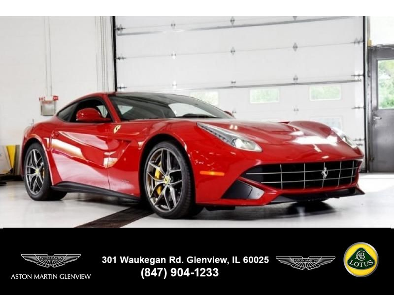 Pre-Owned 2016 Ferrari F12 Berlinetta USA Berlinetta