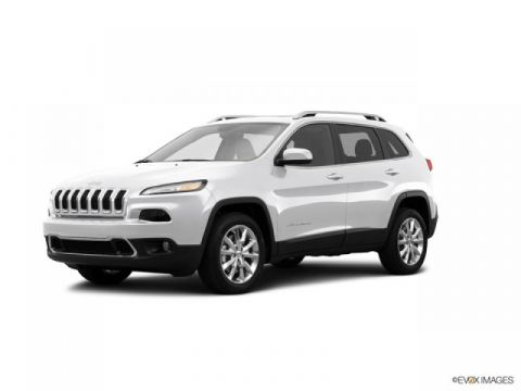 Pre-Owned 2014 Jeep Cherokee AWD Limited