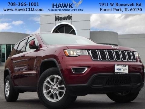 Pre-Owned 2018 Jeep Grand Cherokee 4WD Laredo