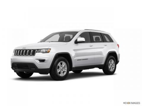 Pre-Owned 2017 Jeep Grand Cherokee 4WD Limited