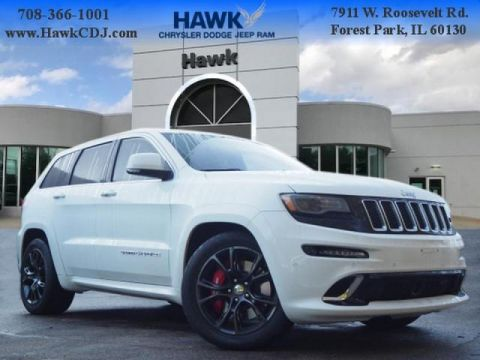 Pre-Owned 2015 Jeep Grand Cherokee 4WD SRT