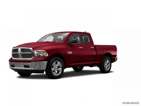 Pre-Owned 2015 Ram 1500 4WD Big Horn