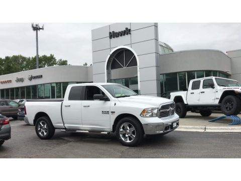 Pre-Owned 2017 Ram 1500 4WD Big Horn