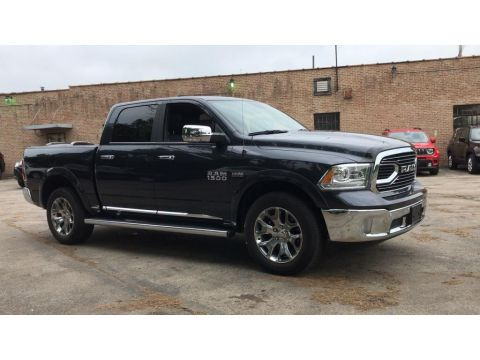 Pre-Owned 2017 Ram 1500 4WD Limited