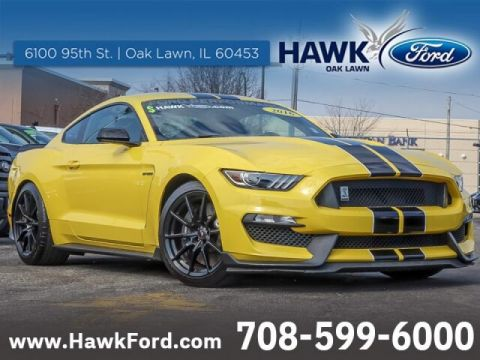 Pre-Owned 2016 Ford Mustang Shelby Shelby GT350
