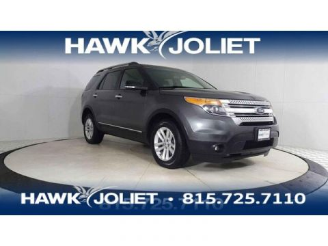 Pre-Owned 2015 Ford Explorer 4WD XLT