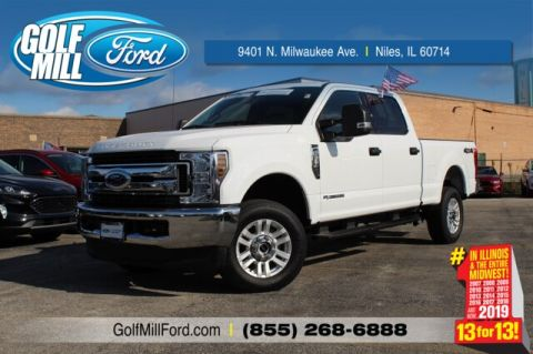 Pre-Owned 2019 Ford F-250 XLT