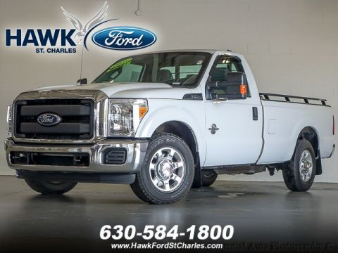 Pre-Owned 2015 Ford F-250 XL