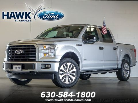 Pre-Owned 2017 Ford F-150 STX