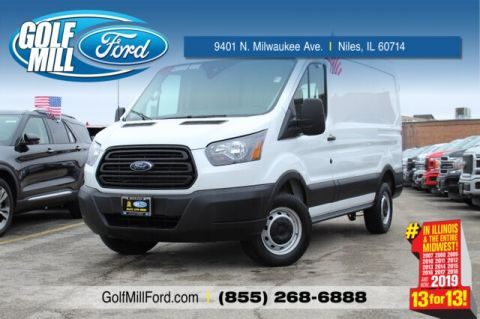 Pre-Owned 2019 Ford Transit-250 w/Sliding Pass-Side Cargo Door