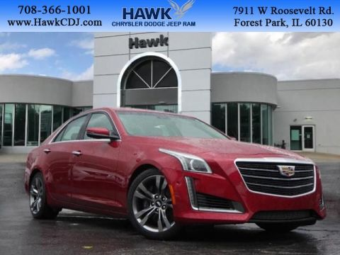 Pre-Owned 2016 Cadillac CTS V-Sport RWD