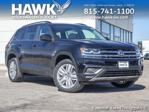 New 2020 Volkswagen Atlas SE w/Technology 4Motion