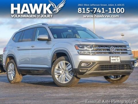 New 2019 Volkswagen Atlas SE w/Technology 4Motion