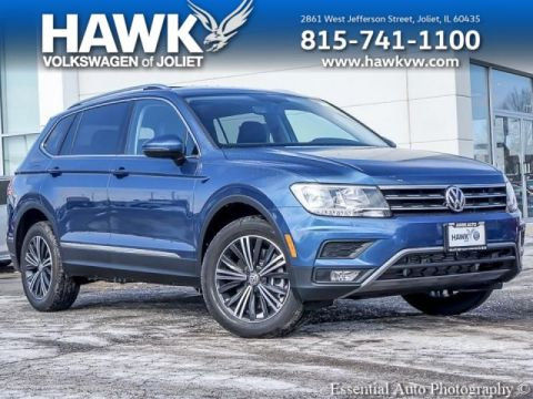 New 2019 Volkswagen Tiguan SEL 4Motion