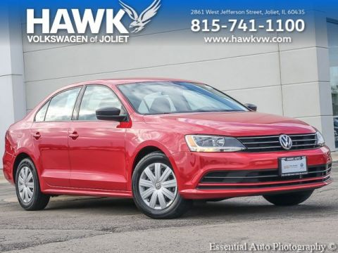 Certified Pre-Owned 2015 Volkswagen Jetta Sedan 2.0L S w/Technology