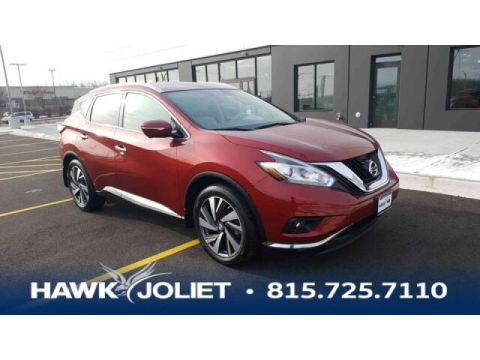 Pre-Owned 2015 Nissan Murano 4WD Platinum