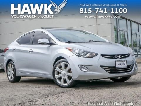 Pre-Owned 2011 Hyundai Elantra Ltd