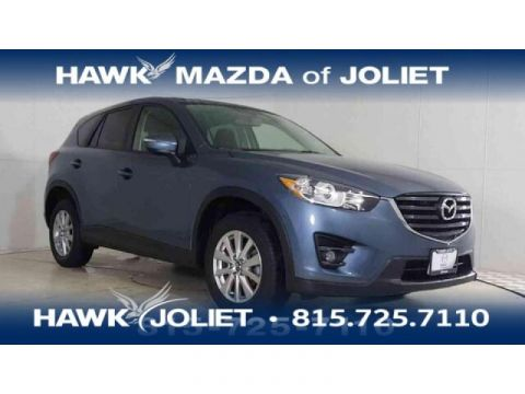 Pre-Owned 2016 Mazda CX-5 AWD Touring