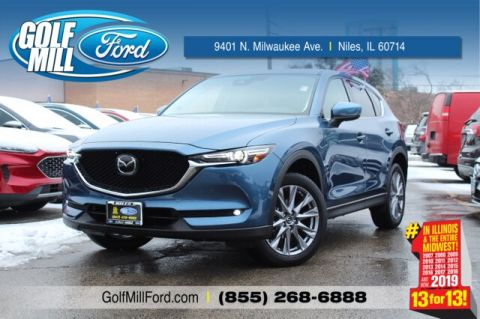 Pre-Owned 2019 Mazda CX-5 Grand Touring