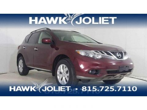 Pre-Owned 2012 Nissan Murano 4WD SV