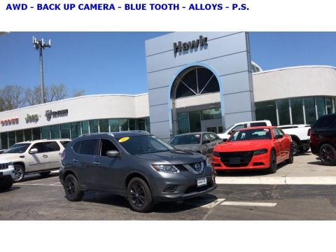 Pre-Owned 2015 Nissan Rogue SV AWD