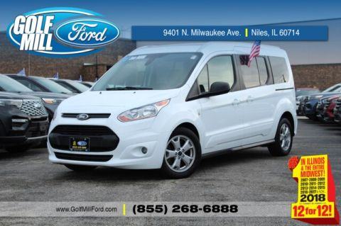 Pre-Owned 2016 Ford Transit Connect XLT w/Rear Liftgate