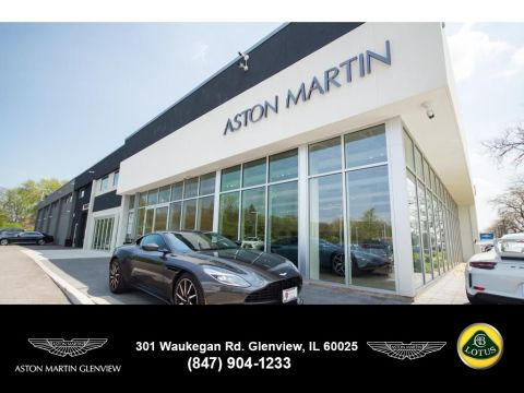 Pre-Owned 2018 Aston Martin DB11 Base