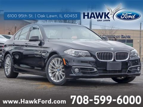 Pre-Owned 2016 BMW 5 series xDrive