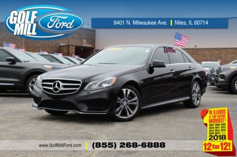 Pre-Owned 2014 Mercedes-Benz E 350